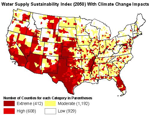 Mid Atlantic Drought Information